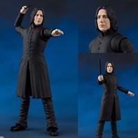 S.H Figuarts Snape Harry Potter Bandai
